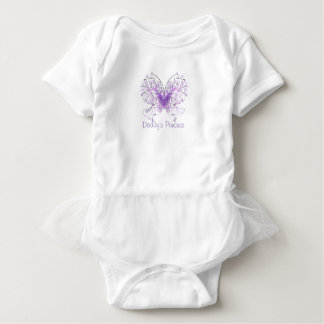 Die Prinzessin des Vatis Baby Strampler