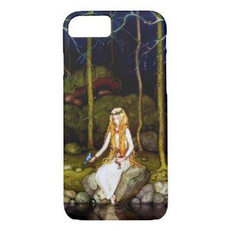 Die Prinzessin im Wald iPhone 8/7 Hülle