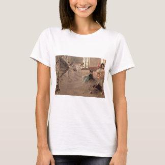 Die Probe durch Edgar entgasen, Vintage T-Shirt