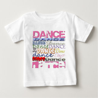 Die Produkte des Tanz-Tänzers Baby T-shirt