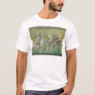 Die Prozession der drei Könige T-Shirt