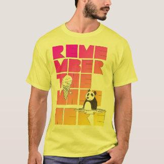 Die Rache der Eiscreme T-Shirt