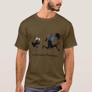 Die Rache des lustigen Huhns T-Shirt