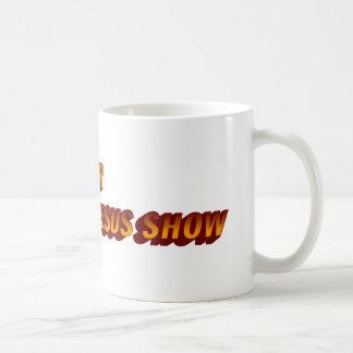 Die Raubvogel-Jesus-Show Kaffeetasse