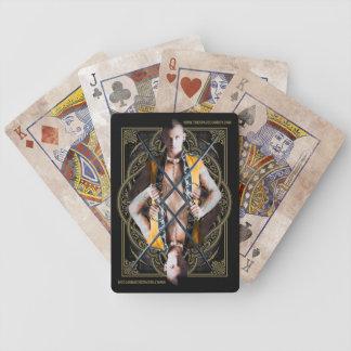 Die Raum-Cowboy Bicycle® Poker-Spielkarten Bicycle Spielkarten