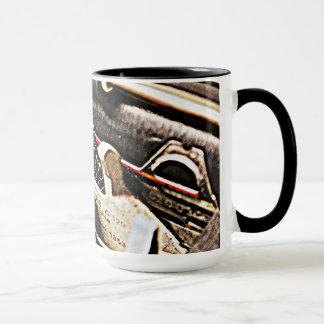 Die rechte Art Tasse
