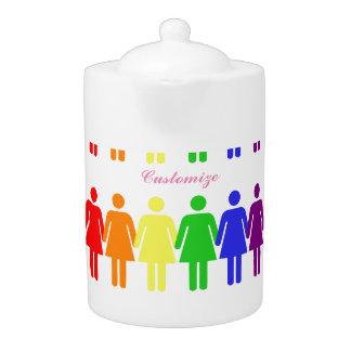 die Rechte der Frauen 2017 LGBTQIA Thunder_Cove