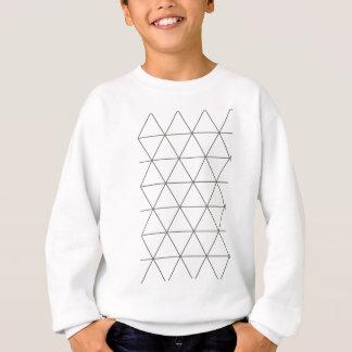 Die Regel von Dreieck 01 Sweatshirt