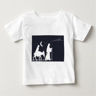 Die Reise nach Bethlehem Baby T-shirt