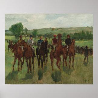 Die Reiter Poster