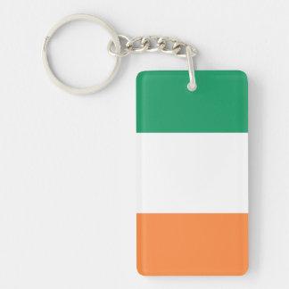 Die Republik- Irlandacryl Keychain Schlüsselanhänger