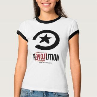 Die Revolutions-T-Stück der Frauen T-Shirt