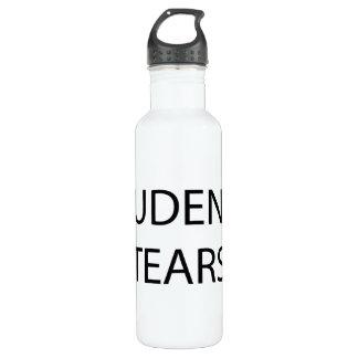 Die Risse der Studenten Edelstahlflasche