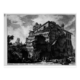 Die römischen Antiquitäten, T. 2, Platte XLI. Postkarten