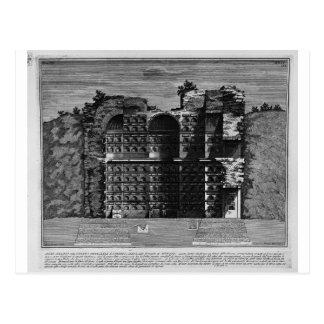 Die römischen Antiquitäten, T. 3, Platte XXIV Postkarten