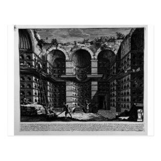 Die römischen Antiquitäten, T. 3, Platte XXVI Postkarte