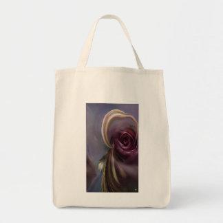 Die Rose und die Headdress-Tasche Tragetasche