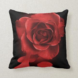 Die Rosen rot malen Kissen