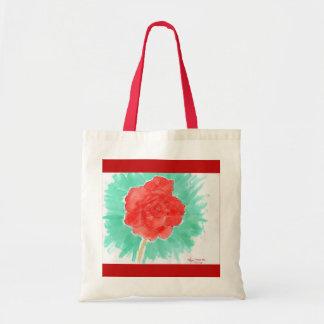 Die Rosen-Tasche Tragetasche