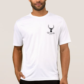 Die Rotwild-Nebenfluss-Ranch-T-Stück der Männer T-Shirt
