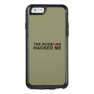 die Russen zerhackten mich OtterBox iPhone 6/6s Hülle