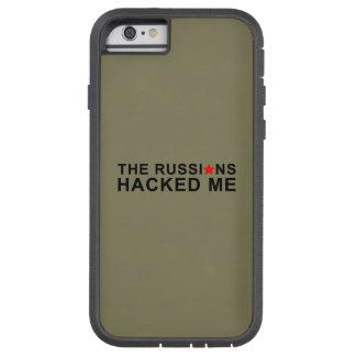 die Russen zerhackten mich Tough Xtreme iPhone 6 Hülle