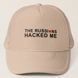die Russen zerhackten mich Truckerkappe