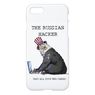Die russische Hacker-Handy-Abdeckung iPhone 8/7 Hülle