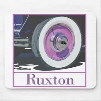Die Ruxton Rad-Studie Mauspads