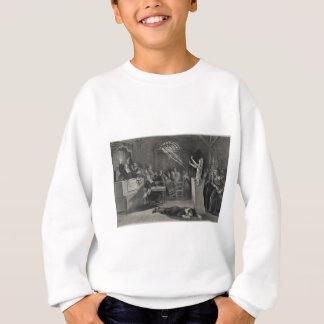 Die Salem-Hexe-Versuche die Hexe Nr. 1 Sweatshirt