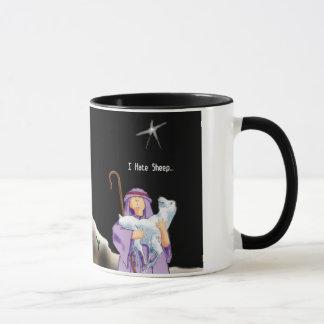 Die Schäfer-Jungen-Tasse Tasse