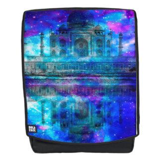 Die Schaffungs-Taj Mahal Träume des Liebhabers Rucksack