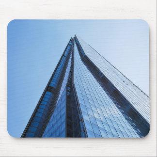 Die Scherbe des Glases - London Mousepad