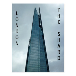 Die Scherbe, London Postkarte