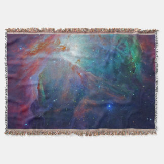 Die schimmernde NASA Blau Orions-Nebelflecks Decke