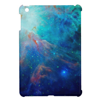 Die schimmernde NASA Blau Orions-Nebelflecks iPad Mini Hülle