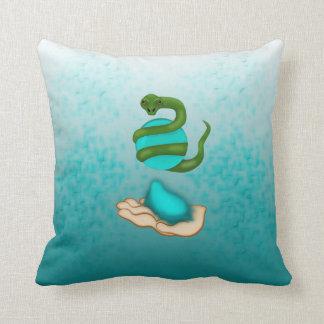 Die Schlange Kissen