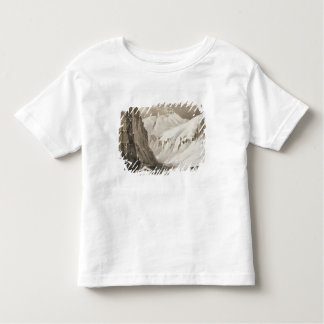 Die Schlitten, die ankommen im südlichen Depot, Kleinkinder T-shirt