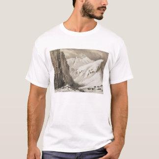 Die Schlitten, die ankommen im südlichen Depot, T-Shirt
