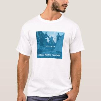 Die Schlucht des toten Mannes durch Teufel-Fluss T-Shirt