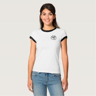 Die schnelle Art-Retro T - Shirt der Frauen