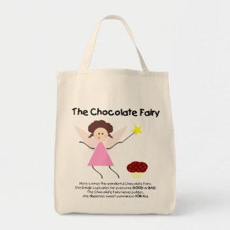 Die Schokoladen-Fee Einkaufstasche