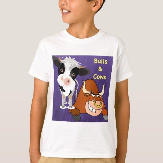 Die Schöne und das Biest Cowstyle T-Shirt