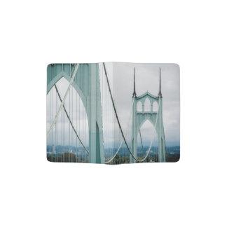 Die schönen des Johannes Brücke Passhülle