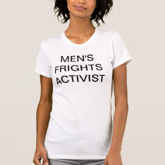 Die Schrecken-Aktivist der Männer Shirts