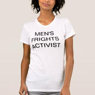 Die Schrecken-Aktivist der Männer T-Shirt