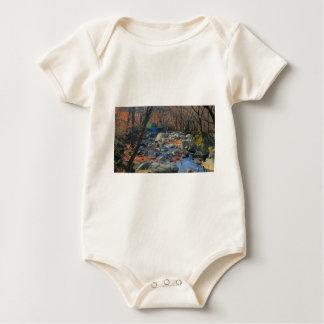 Die schwachen Töne der Natur Baby Strampler