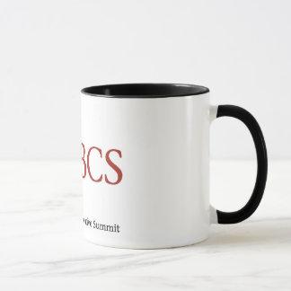 Die schwarze konservative Gipfel-Tasse Tasse