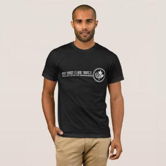 Die schwarze T der Männer T-Shirt
