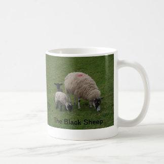 Die schwarzen Schafe Kaffeetasse